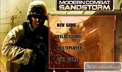 沙漠风暴 Modern Combat Sandstorm HD v3.4.2