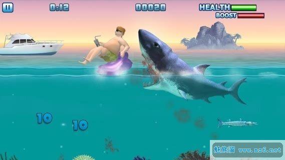 嗜血狂鲨2 Hungry Shark Part 2 v2.0.0