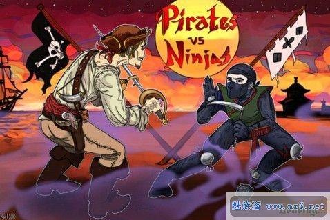 海盗大战忍者 Pirates vs Ninjas Deluxe TD v2.1.0