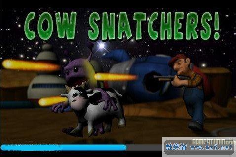 奶牛与绑匪 Cow Snatchers Full 3D 008