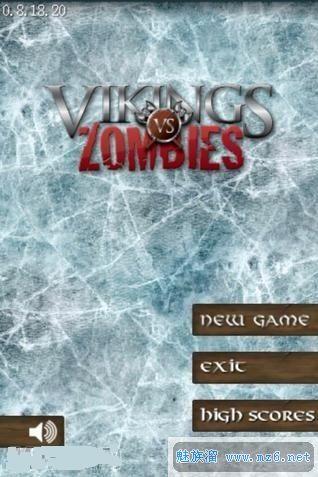 维京人大战僵尸 Vikings vs Zombies 0.8.18