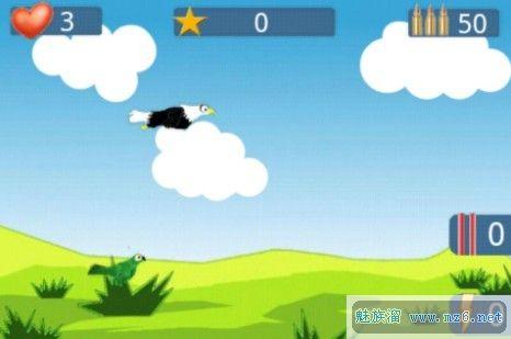 疯狂打鸟 Crazy Bird Shooter 1.0汉化版