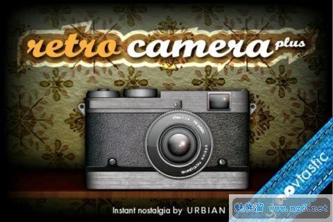 复古趣味相机 Retro Camera Plus 3.82