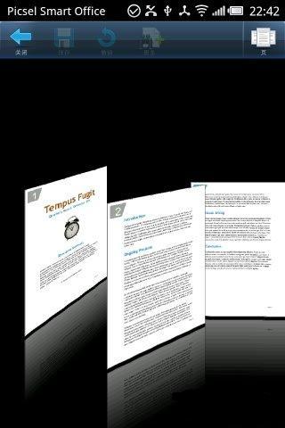 华丽办公套件 Picsel Smart Office 1.9.0
