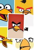 愤怒的小鸟壁纸 640x960下载