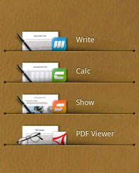 Thinkfree office V4.2中文版 for Android Pad