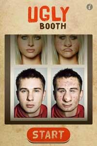 丑脸恶搞 UglyBooth v1.0