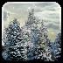 雪花飘落动态壁纸 v2.2的桌面图标