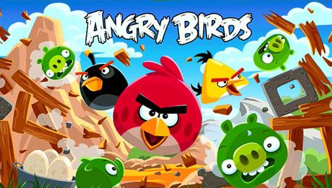 愤怒的小鸟合辑