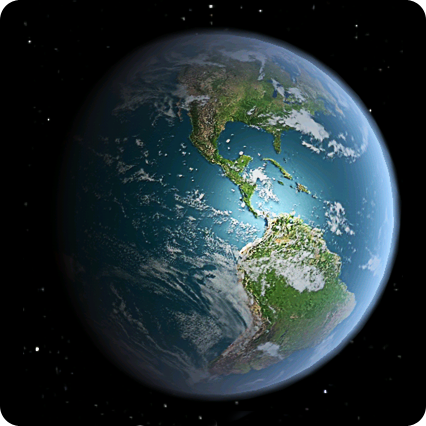3D地球动态壁纸HD v3.0.4的桌面图标