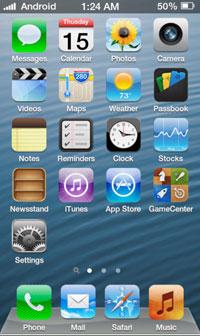 仿iPhone5 桌面 v1.8.0