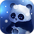 萌版熊猫动态壁纸 v1.1.6的桌面图标