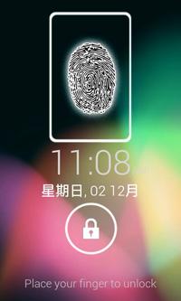 果冻豆指纹解锁 V4.0