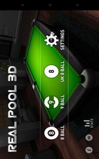 3D真实桌球