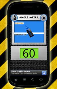 角度测量软件(Angle Meter) v1.0